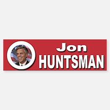 Jon Huntsman Bumper Bumper Sticker