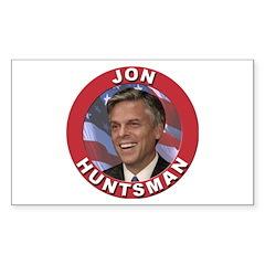 Jon Huntsman Decal