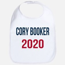 Cory Booker For President 2020 Baby Bib