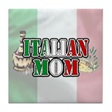 Italian mom Drink Coasters
