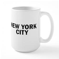 NEW YORK CITY V Mug