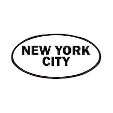 NEW YORK CITY V Patches
