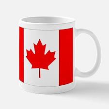 Canadian Flag Small Mugs