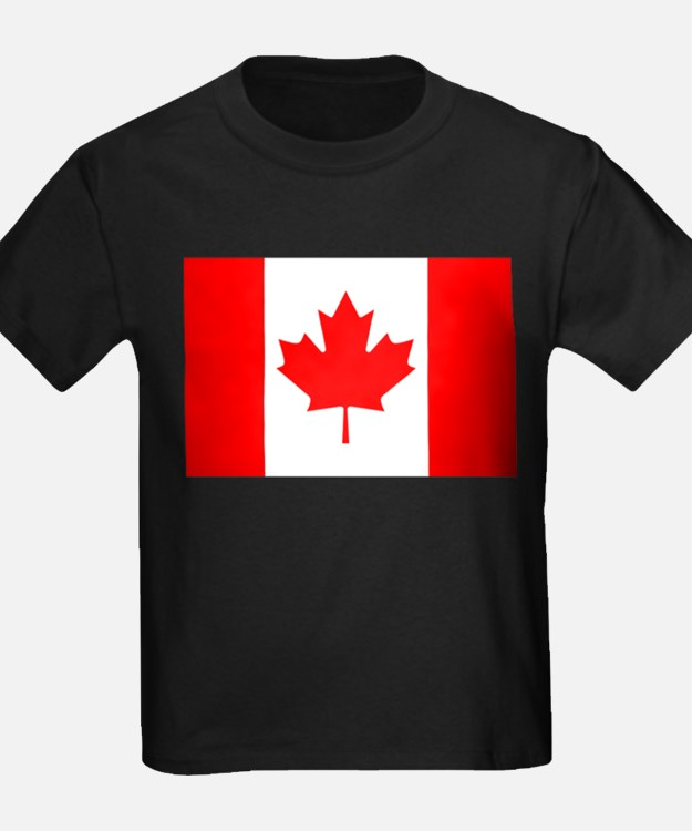 Canadian Flag T