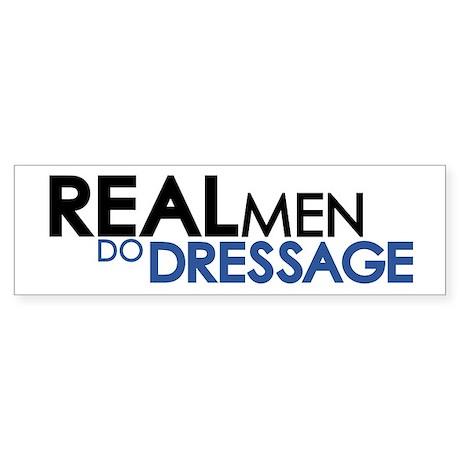 Dressage Sticker (Bumper 50 pk)