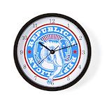 SERIES G:  Republican Elephant Wall Clock