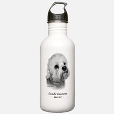 Dandie Dinmont Terrier Water Bottle