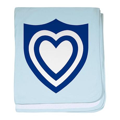 XXIV Corps baby blanket