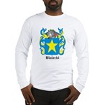 Bialecki Coat of Arms Long Sleeve T-Shirt