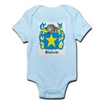 Bialecki Coat of Arms Infant Creeper