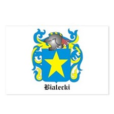 Bialecki Coat of Arms Postcards (Package of 8)
