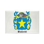 Bialecki Coat of Arms Rectangle Magnet