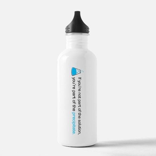 Precipitate Water Bottle