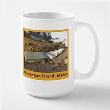 Monhegan Afternoon Large Mug