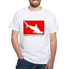 Aquaholics Scuba Dolphin Shirt