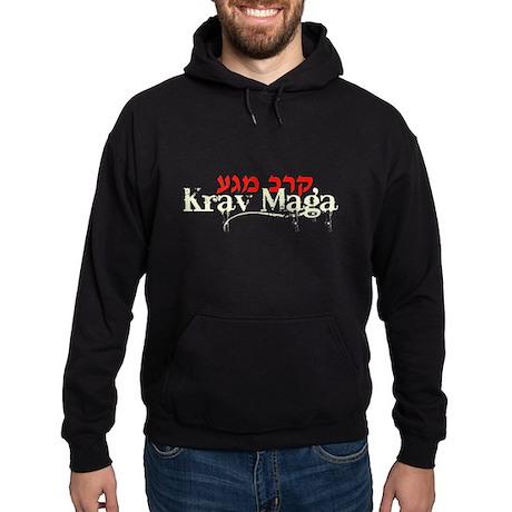 Krav Maga Hoodie (dark)