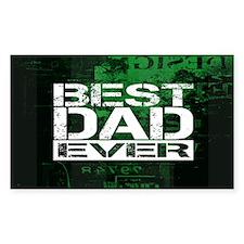 Best Dad Decal