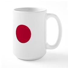 Japanese Sun Disc Flag Mug