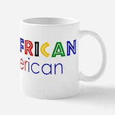 Halfrican Mug