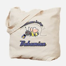 Awesome Being Bahamian Tote Bag