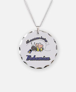 Awesome Being Bahamian Necklace