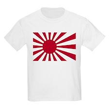 Japanese Rising Sun Flag T-Shirt