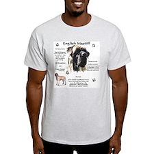 Mastiff 72 Ash Grey T-Shirt