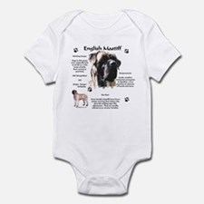 Mastiff 72 Infant Bodysuit