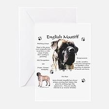 Mastiff 72 Greeting Cards (Pk of 10)