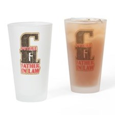 Retro Future FiL Pint Glass
