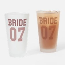 Bride 07 Pint Glass
