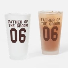 Father of the Groom 06 Pint Glass