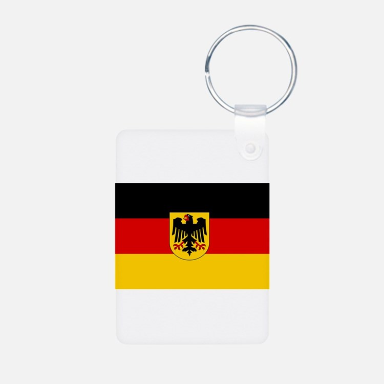 German Government Flag Keychains