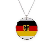 German Government Flag Necklace