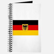 German Government Flag Journal