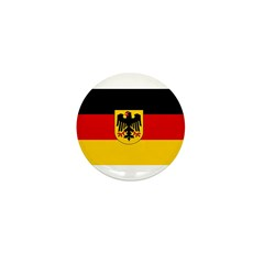 German Government Flag Mini Button (100 pack)