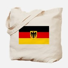German Government Flag Tote Bag