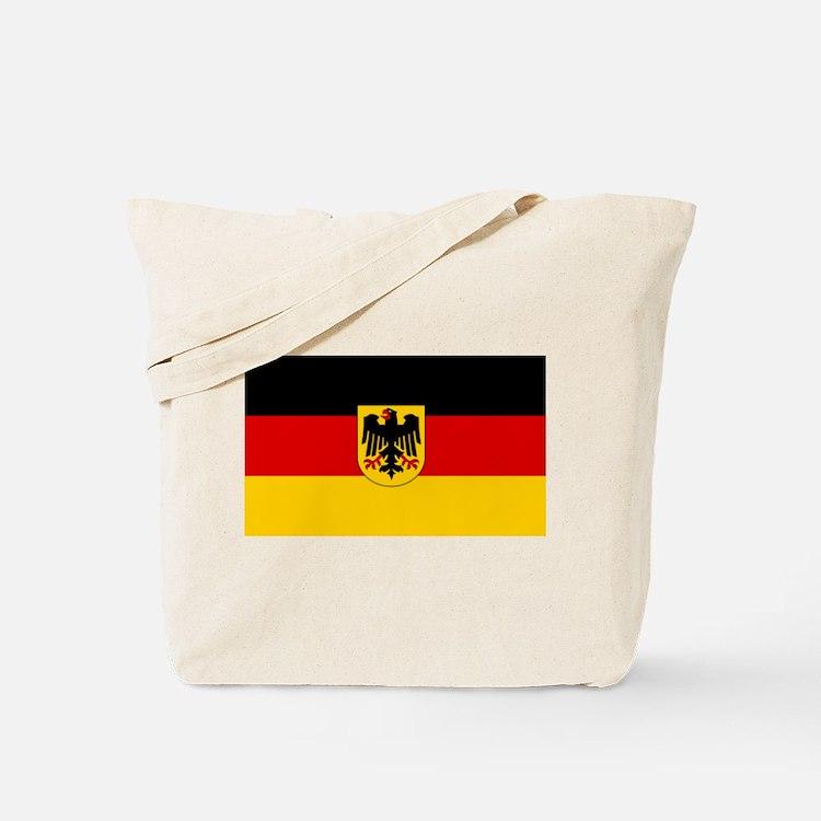 German Government Flag Tote Bag