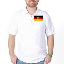 German Government Flag T-Shirt