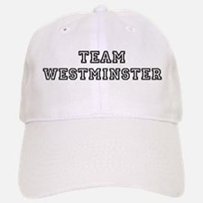 Team Westminster Baseball Baseball Cap