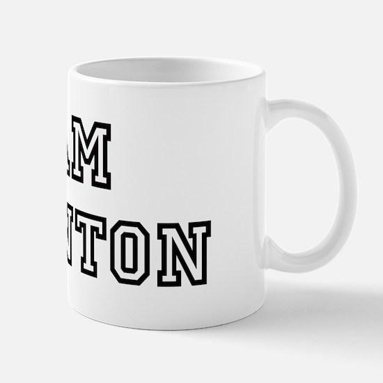 Team Thornton Mug