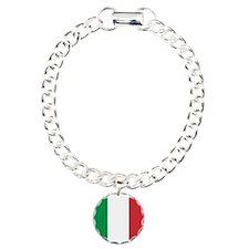 Italian National Flag Bracelet