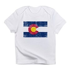 Colorado Flag Infant T-Shirt