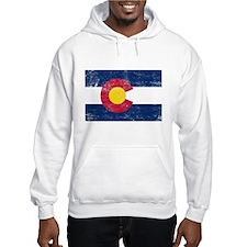 Colorado Flag Hoodie