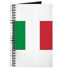 Italian National Flag Journal