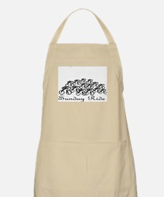 Sunday ride Apron