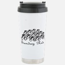 Sunday ride Stainless Steel Travel Mug