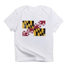 Maryland Flag Infant T-Shirt