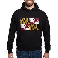 Maryland Flag Hoody