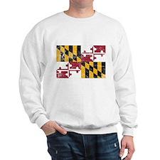 Maryland Flag Sweater